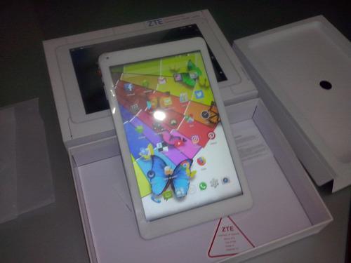 Tablet Telefono Smartphone Zte 10 Pulgadas Android 4.4
