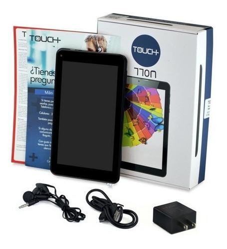 Tablet Touch 770n 7 Pulgadas Wifi 8gb Ram 1gb Negro