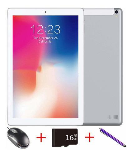 Tableta Con Wi-fi Con Pantalla Táctil Android Tablet 10...