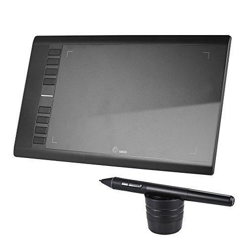 Ugee M708 Pad Tablet Para Pintar Dibujar Hacer Gráficos Y D