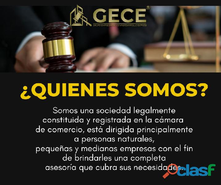 Grupo empresarial confidesarrollo express s.a.s.