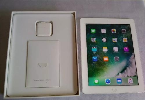 iPad 4 De 16gb Wifi Libre De Icloud Envíos Todo El País