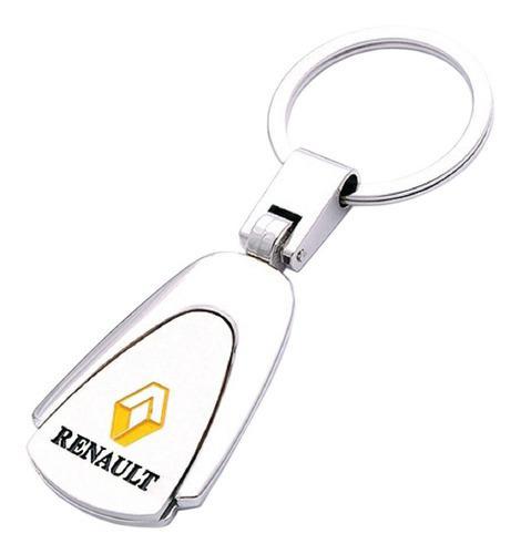 Llavero carro lujo marca renault souvenir duster logan twing