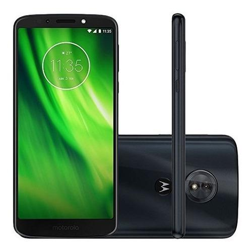 Motorola moto g6 play 5.7 32gb 3gb android 8.0 cámara 13 mp