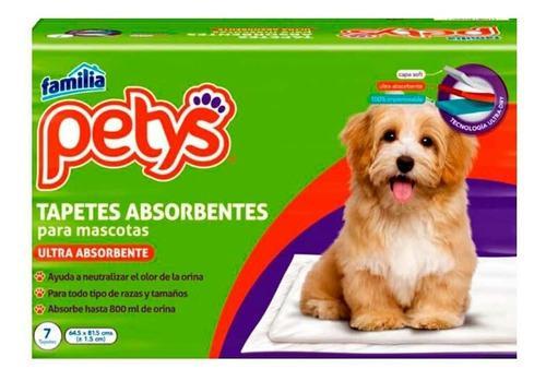 Petys Tapetes Absorbentes Para Cachorros