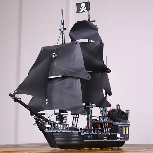 Piratas del caribe perla negra compatible lego