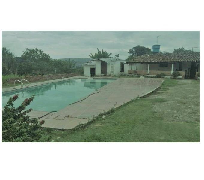 Se vende parcela de 5 hectáreas en bucaramanga plana