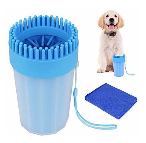 Ak Kyc Dog Paw Washer Limpiador De Patas De Perros Limp...