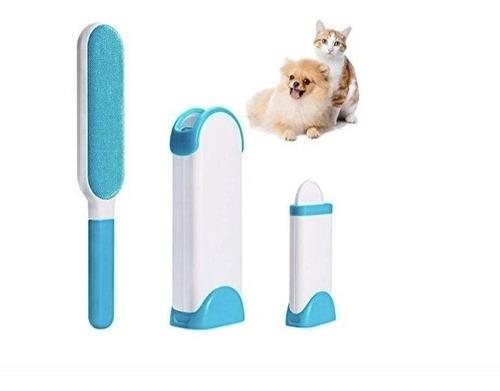 Cepillo Limpia Quita Removedor De Pelo Motas Perros Gatos