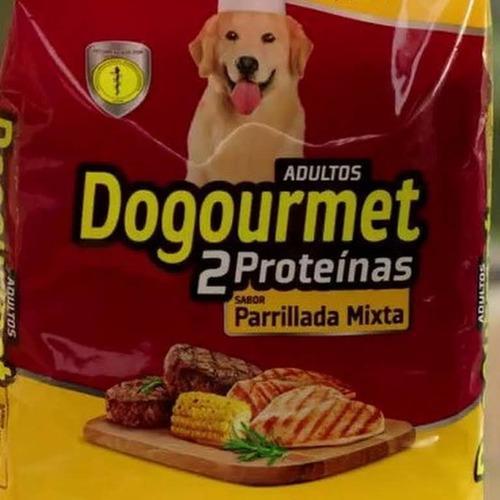 Dogurmet Parrillada Mixta 22 Kl +obsequio