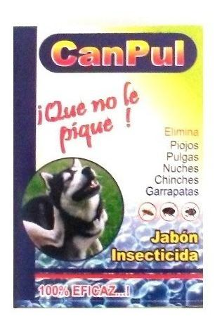 Jabon Para Perro Jabón Insecticida Elimina Pulgas