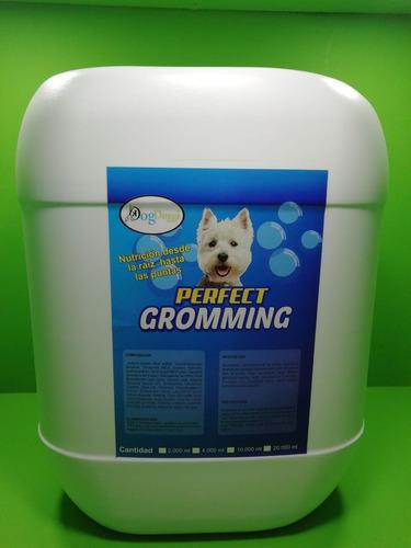 Shampo Perfect Gromming Para Perros X 20 Litros