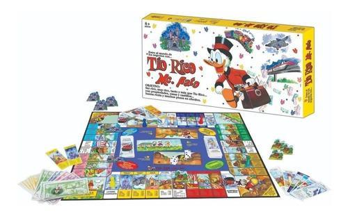 Tio rico version antigua original juegos de mesa