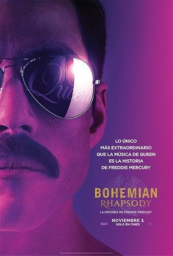 Bohemian Rhapsody Película Digital Dual
