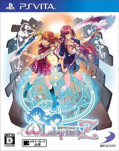D3 Publisher Omega Labyrinth Z Ps Vita Sony Playstatio...