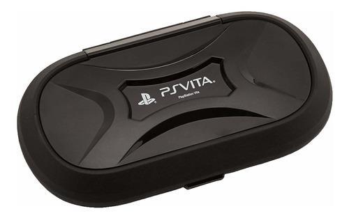 Estuche De Almacenamiento Pesado Para Playstation Vita...