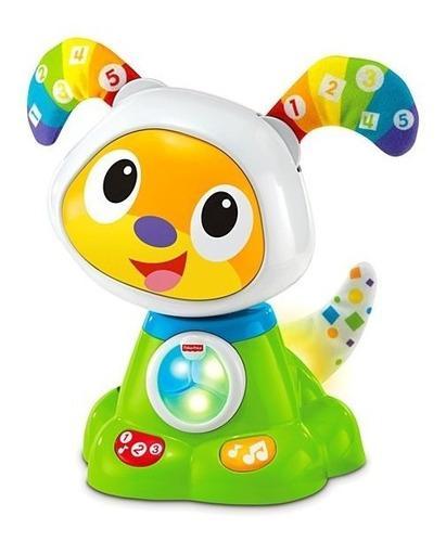 Fisher price puppy bot perrito robot mas de 25 canciones