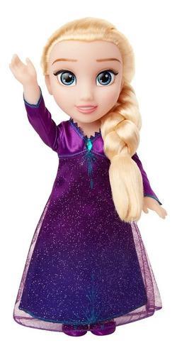 Frozen 2: elsa canta y brilla