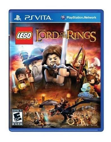 Lego El Señor De Los Anillos - Playstation Vita