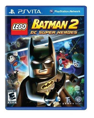 Legobatman2 Dc Super Heroes Playstation Vita