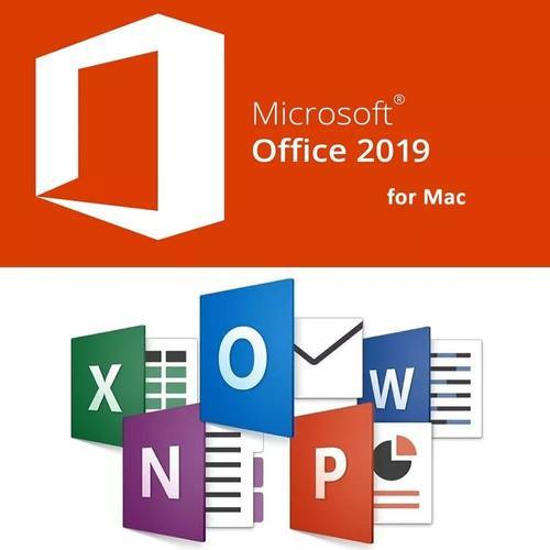Microsoft Office 2019 Mac Os X Programas Apple Mac