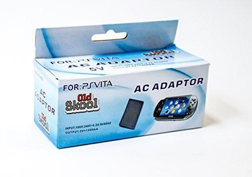 Old Skool Playstation Vita Adaptador De Ca Con Cable De