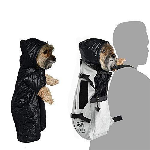 Saco deportivo k9 chaqueta para perro con capucha sudadera
