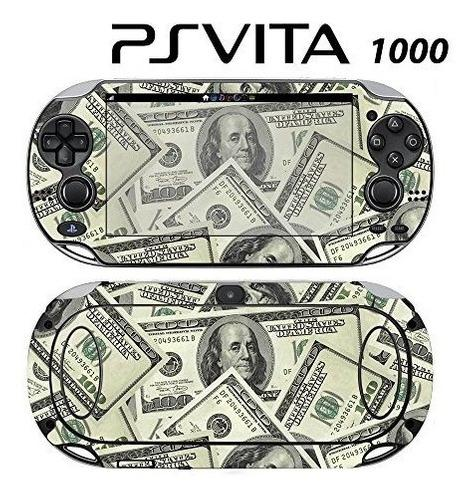 Skin Decal Cover Sticker Para Sony Playstation Ps Vita