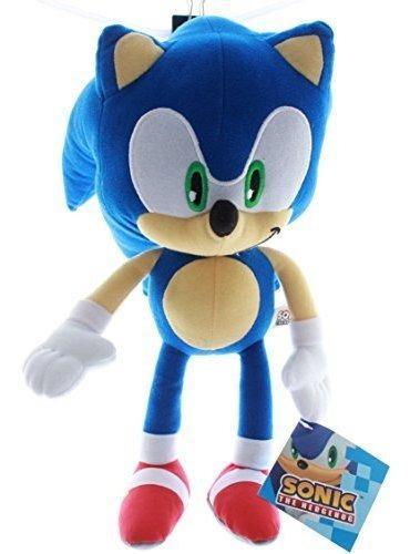 Sonic hedgehog felpa juguetes niños niños niñas 13
