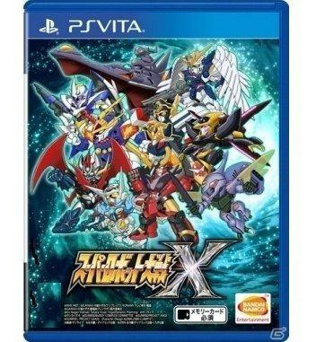Super Robot Wars X (subs Chinas) Para Playstation Vita Ps
