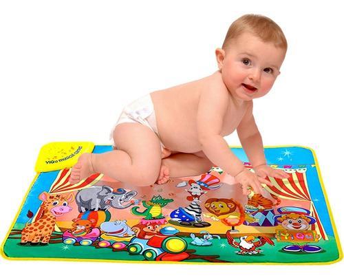 Tapete musical bebés juguete - unidad a $49900