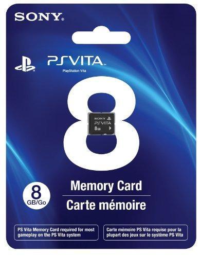 Tarjeta De Memoria Playstation Vita De 8gb