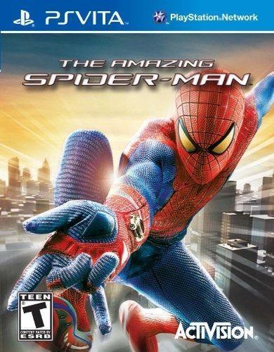 The Amazing Spiderman Ps Vita
