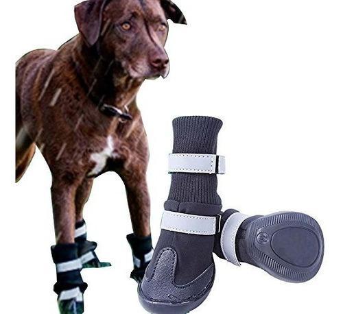 Zapatos Deportivos Antideslizantes Grandes Para Perros Grand