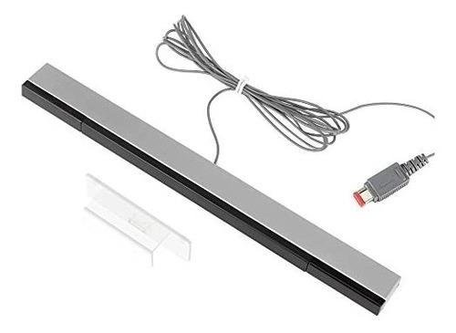 Barra sensora alambrica gratis base nintendo wii y wii u