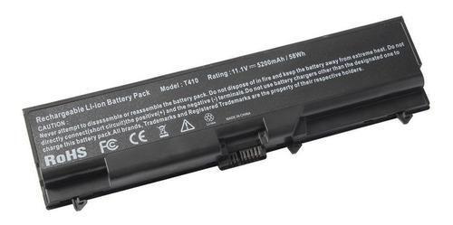 Bateria Lenovo Thinkpad T410 T420 T520 W520 Sl410 Sl510