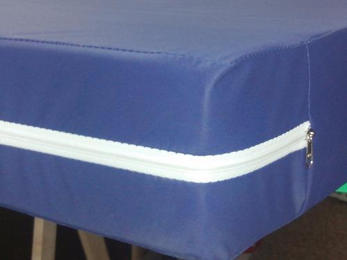 Forro impermeable completo -colchón 100x190x20 envío