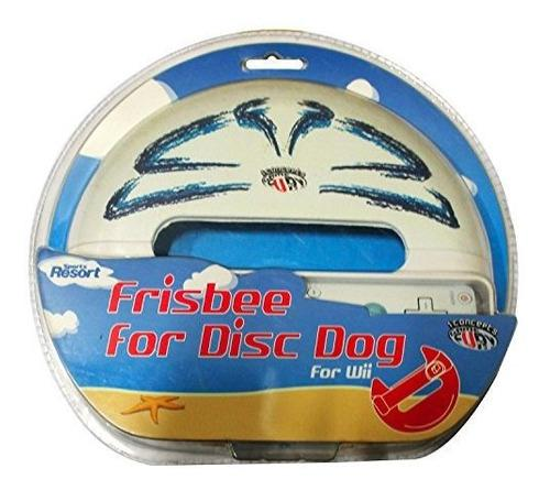 Frisbee para disc dog wii sports resort - nintendo wii