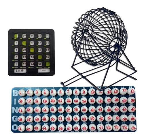 Juego de bingo - 40 tablas profesionales