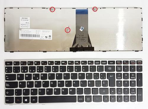 Teclado Lenovo B51 Z51 B71 Z50-70 B50-70 B70-80 Z70-80