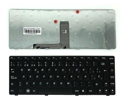 Teclado Lenovo Ideapad Z470 Z475 Z370 Z470a Español