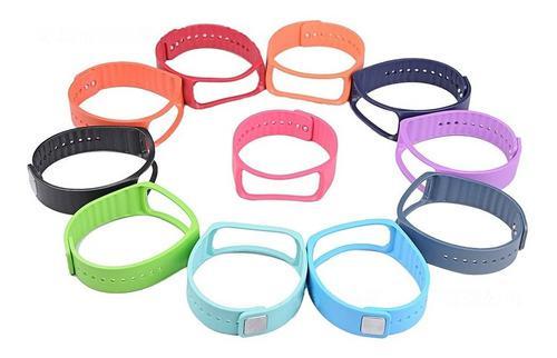 Correa Pulsera Banda De Colores Para Samsung Gear Fit 1 R350
