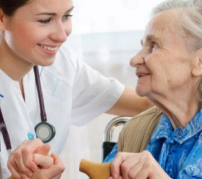 Emprsa de enfermeros a domiciliarios de enfermermeria