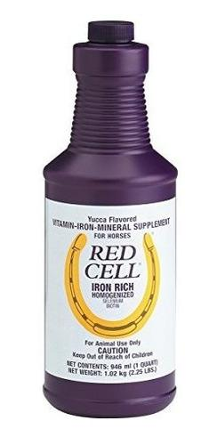 Farnam 74109 red cell pet supplement 32ounce