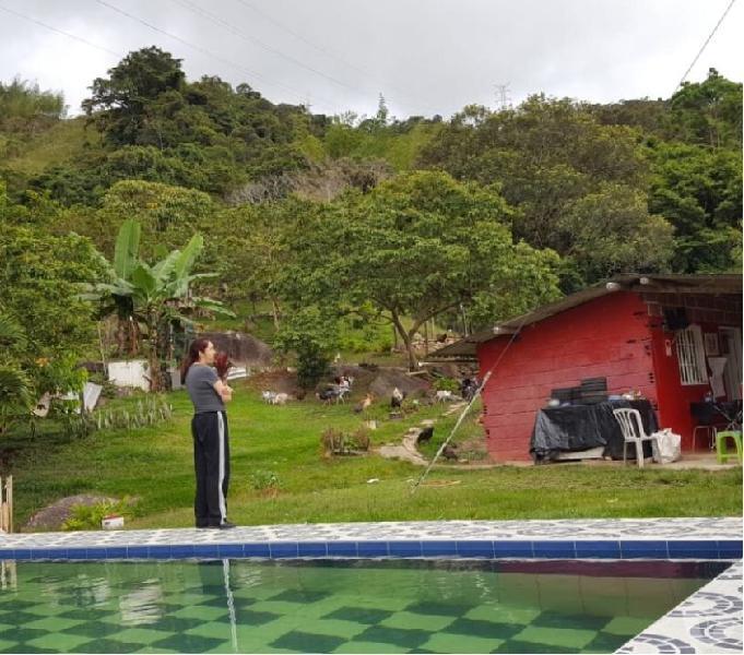 Finca para la venta en San Rafael- Antioquia