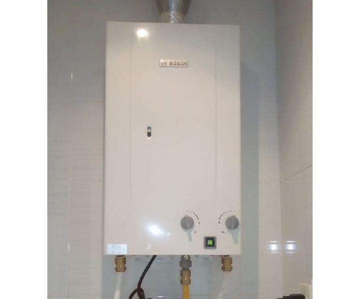 Instalación de calentadores - reparación cel: 3212494924