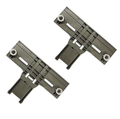 Paquete Siwdoy De 2 W10350376 W10712394 Ajustador Del Estant