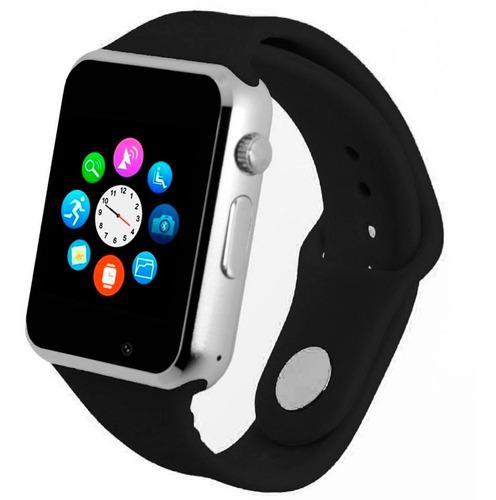 Reloj celular smartwatch bluetooth cámara micro sd sim card