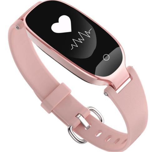 Reloj Inteligente Smartwatch S3 Para Mujer Ip67 Pink