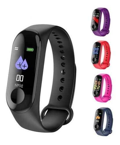 Smart Band M3 Plus Reloj Pulsera Manilla + Extra Pulso